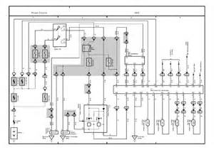 power window wiring diagram 2004 toyota matrix get free image about wiring diagram