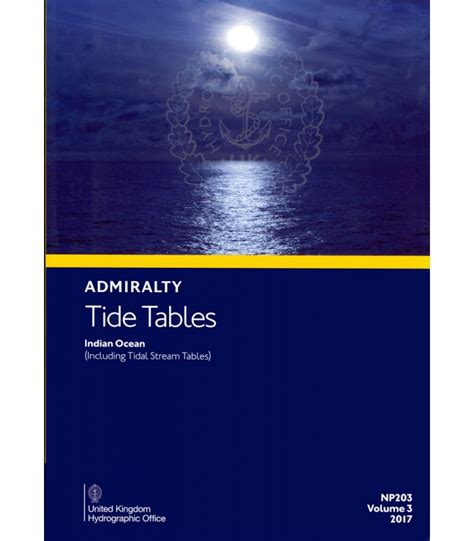 Tide Tables 2015 by Np203 Admiralty Tide Tables Att Volume 3 Indian