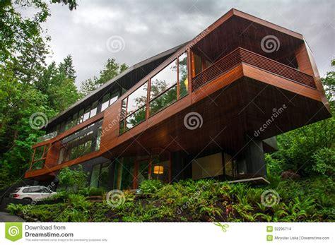 twilight movie house vire s house from the twilight saga editorial stock