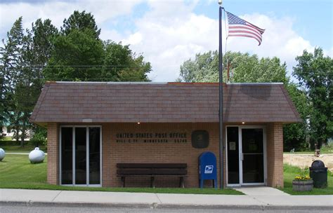 Hill Post Office by Post Office Hill