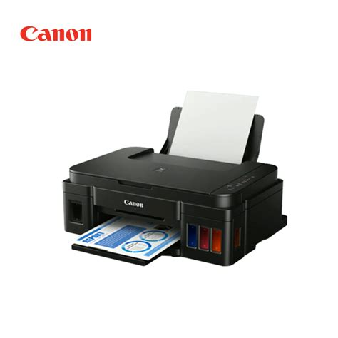 Printer Canon G2000 printer scanner canon pixma g2000 refillable ink tank all in one printer