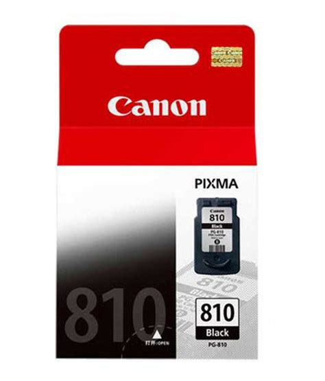 Canon Black Ink Cartridge Pg 740 Canon Black Ink canon pg 810 black ink cartridge black buy canon pg 810 black ink cartridge black
