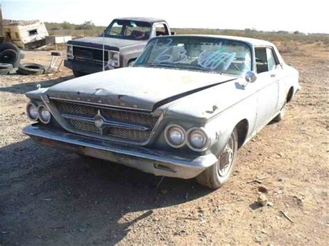 cars for sale chrysler 1963 chrysler 300 for sale classiccars cc 397119
