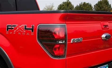 2011 F150 Light by Car And Driver