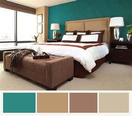 color scheme for bedroom best 25 teal brown bedrooms ideas on blue