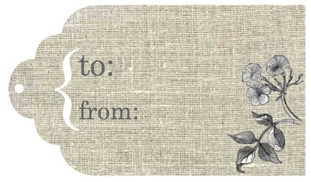printable w 9 ohio oh the lovely things free printable gift tags