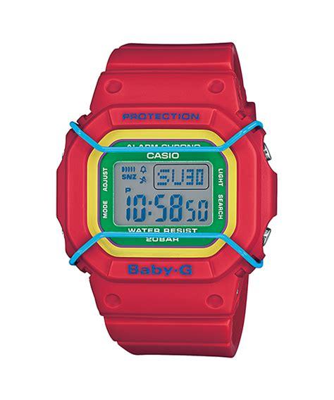 Jam Tangan Wanita Baby G Sporty 3 jam tangan wanita warna merah model sporty terlaris