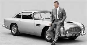 Bond Skyfall Aston Martin Moviecars Le Auto Cinema Aston Martin Db5