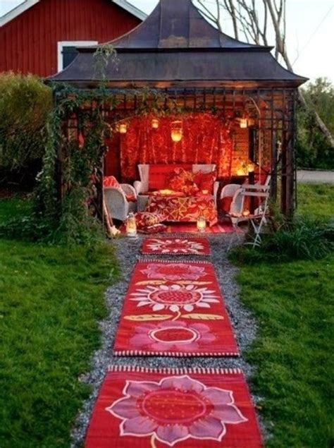 shed turned  outdoor room pictures   images
