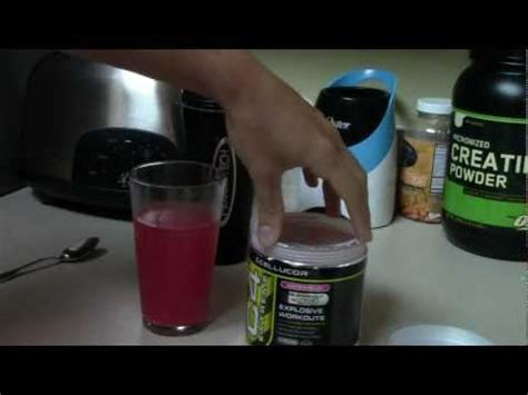 cellucor c4 extreme pre workout review   how to make & do