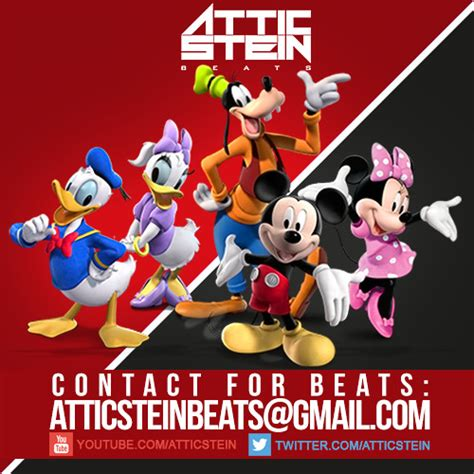 mickey mouse clubhouse song lyrics 2 71mb now mickey mouse clubhouse theme song remix prod by attic stein