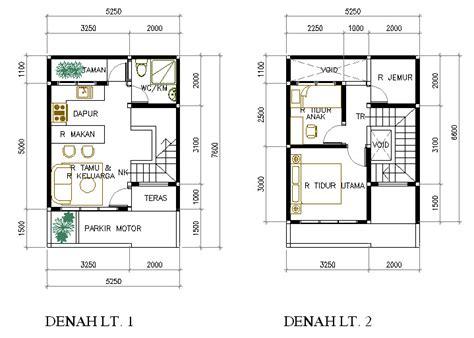 layout rumah petakan kontraktor rumah kontrakan