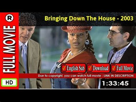 watch bringing down the house watch online bringing down the house 2003 youtube