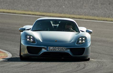 Porsche 918 Test by Porsche 918 Spyder Track Test By Autocar