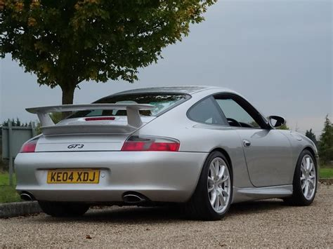 used porsche 911 gt3 used 2004 porsche 911 gt3 for sale in kent pistonheads