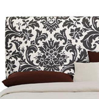 Patterned Upholstered Headboard Patterned Cotton Upholstered Headboard From Seventh Avenue