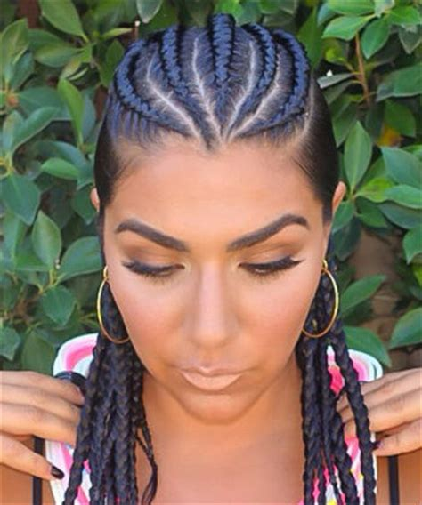 6 ways to rock cornrows without looking like a tween slide 1