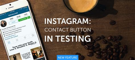 bio instagram space instagram frees up bio space by adding new contact button
