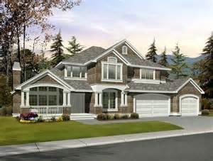 country craftsman house plan 87466 future house pinterest