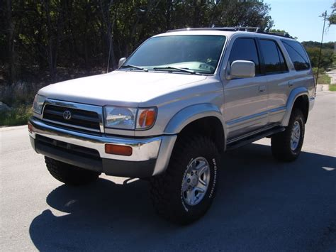 1996 Toyota 4runner Lifted 1996 Toyota 4runner Limited 4x4 Lifted Locked Ome Bfg
