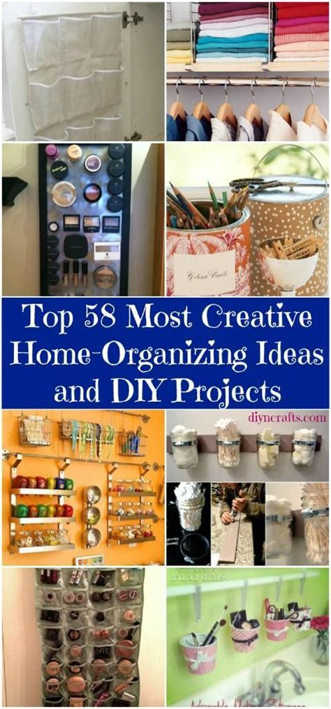 home organizing ideas 58 ways to organize your entire home so many cool ways to