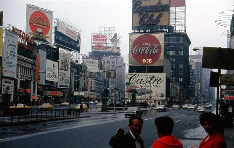 new year date in 1967 times square new york 1967 april 1967 williamson