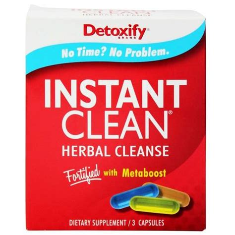 Metagenics Detox Reviews Australia by Buy Detoxify Instant Clean Herbal Cleanse With Metaboost