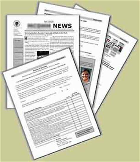 plumbing marketing secret weapon newsletters