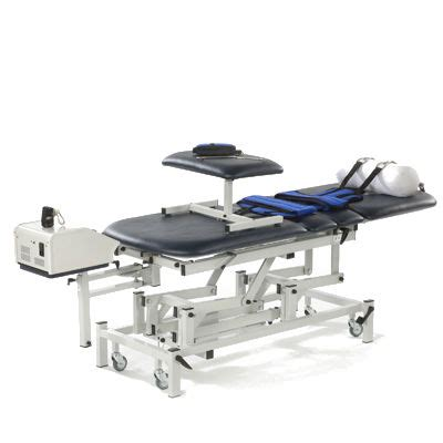 what is a traction table model st6567p therapy traction table with traction machine