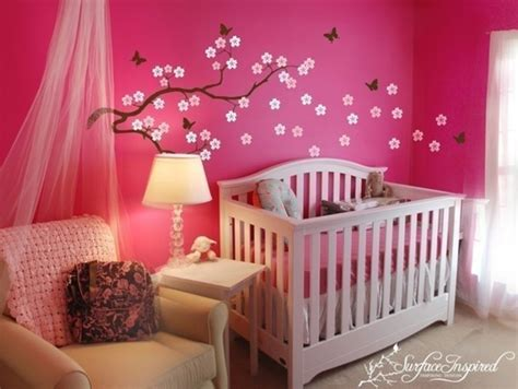 Baby Bedroom Decorating Ideas Baby Girls Bedroom Ideas Images