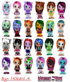 monster 3d dolls zakuro onee chan deviantart