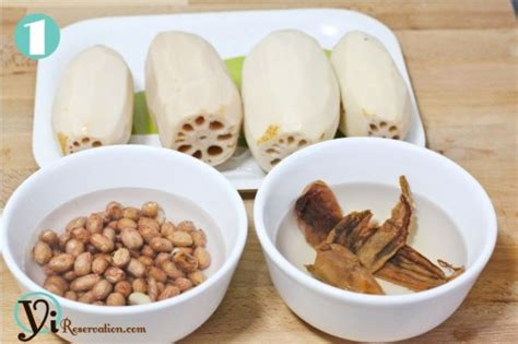 lotus root soup best recipe recipe lotus root and peanuts soup with pork 蓮藕花生湯