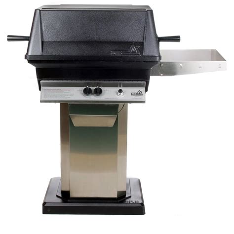 Housing Warming Gifts pgs a30 cast aluminum freestanding natural gas grill on