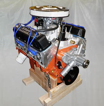 Chrysler Crate Motors 318 C I Chrysler Crate Engine With 300 Hp