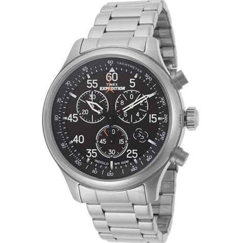 Expedition E6731mc Chronograph Black List Stainles 5 chronograph watches 163 60 above the ankles