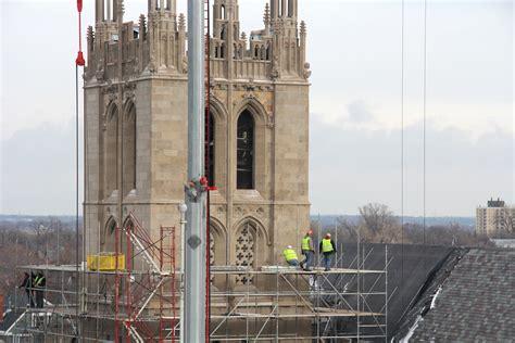 house of hope church religious building restoration exterior masonry repair