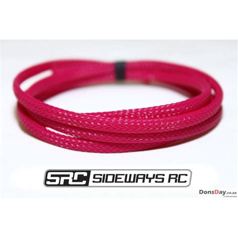 src wire sleeve 1m white black yellow donsday