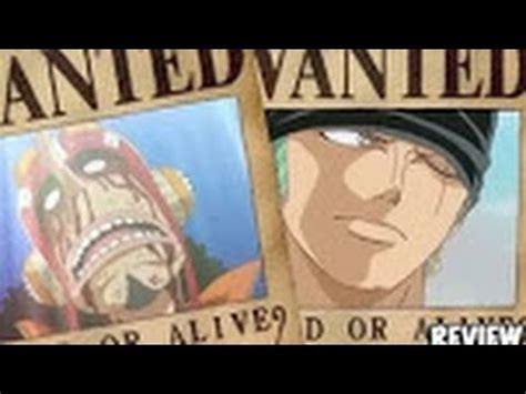 anoboy one piece 500 one piece 801 nuevas recompensas dios usop review youtube