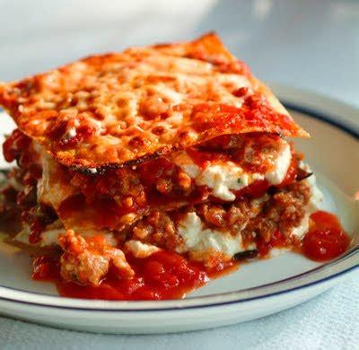 resep cara membuat lasagna khas italia cara membuat resep cara membuat lasagna enak praktis berita resep