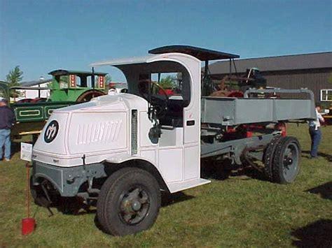 Ac Truk 1918 mack model ac white truck picture truck pictures