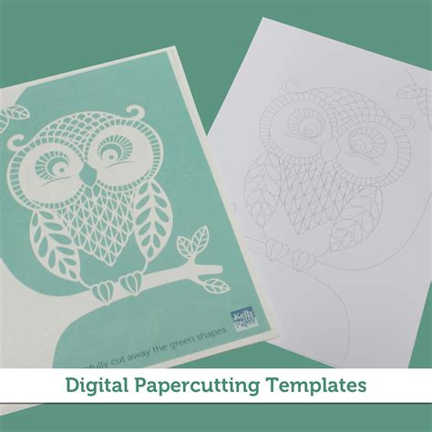 papercutting templates digital papercutting template bundle 10 templates