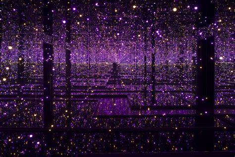 kusama infinity room yayoi kusama delve