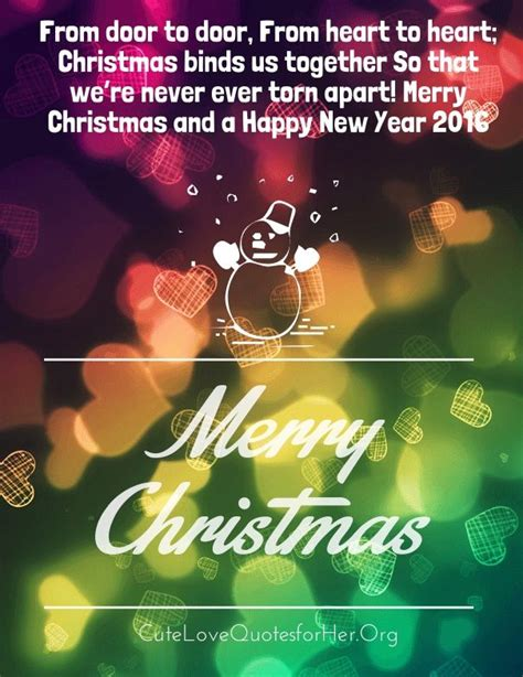 merry christmas  happy  year  quotes happy  year quotes