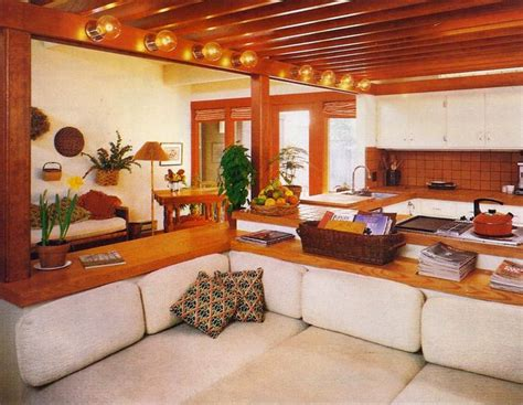 retro decor in the living room decobizz com 181 best images about decor in the 1970s on pinterest