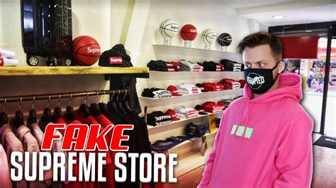 supreme europe store there s a supreme store in europe my reaction