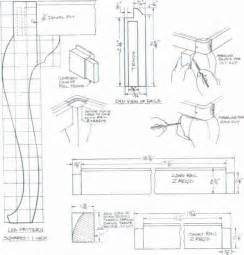 Woodworking Templates Patterns by Stool Furniture Designs Woodworking Archive