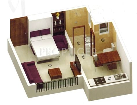 350 sq feet 350 sq ft 1 bhk 1t apartment for sale in shree mahalaxmi