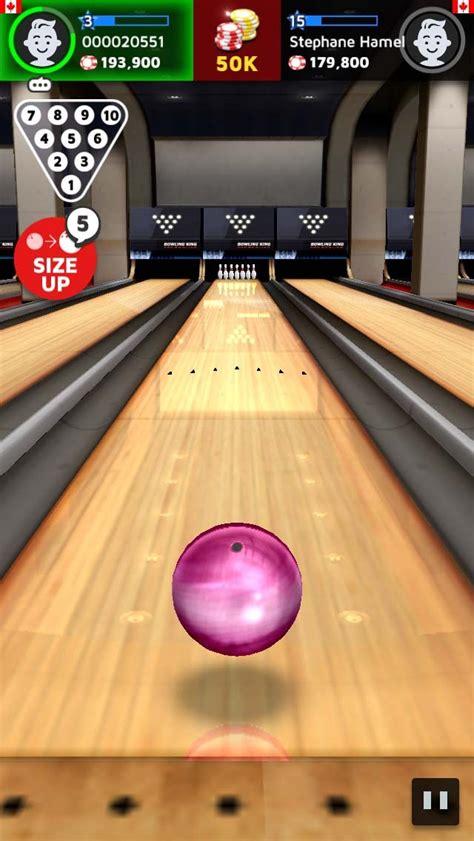 bowling king bowling king given to gaming