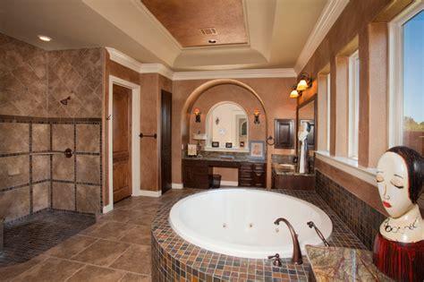 tuscan bathroom on mediterranean tuscan home interiors tuscan style home by jim boles custom homes