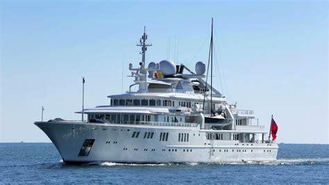yacht tatoosh tatoosh paul allen s masive superyacht with a